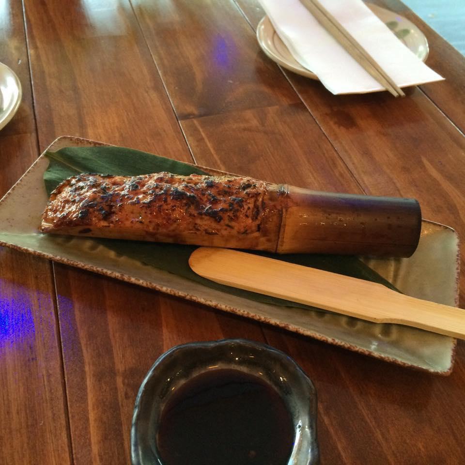 <p>コリコリ軟骨が入った在住日本人に人気の「つくね」</p> <p>&nbsp;</p>