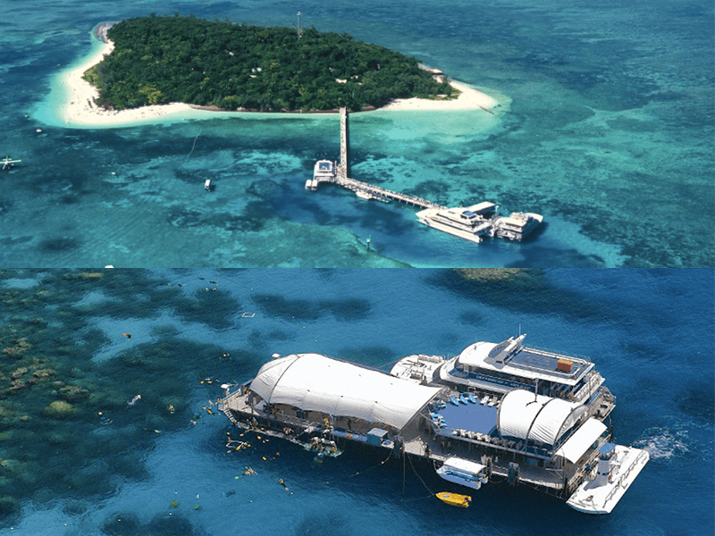 Great Adventures Green Island & Outer Reef
