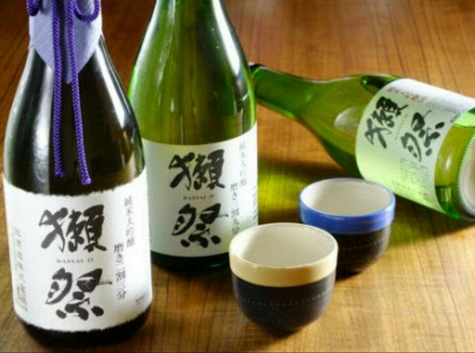 <p>日本人には勿論のこと、地元オーストラリア人にもファンの多い、日本酒やその他、日本のビールも品揃え豊富。</p>