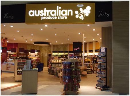 Australian Produce / World of Chocolate