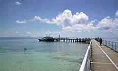<p>グリーン島は珊瑚島で、1周ゆっくり歩いても1時間くらいの小さな島。 リゾート気分で白い砂浜と青いビーチを思う存分楽しみましょう。 何もせずにのんびりと日光浴をするのも良し。追加料金で半潜水艦に乗船、海中散歩という手もあります。 また別途入場料が必要ですが、マリンランドメラネシアではクロコダイルやウミガメを見ることも出来ます。 シュノーケリングをさんご礁の真ん中でされたい方はシュノーケリングトリップがオススメ! 1日ツアーの方は17時頃ケアンズ着、半日ツアーの8時45分出発の方は12時45分頃の到着となります。</p>