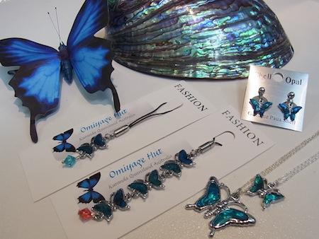 Butterfly shop & Cafe Bar