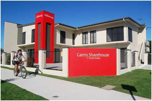Cairns Share house