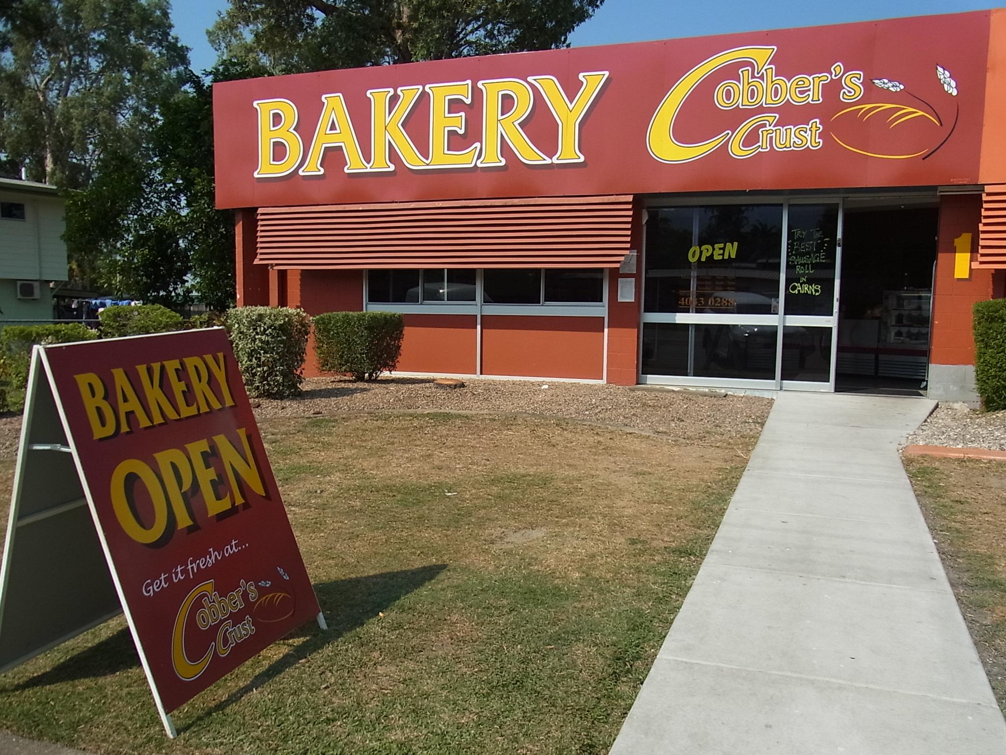 Cobber's Crust