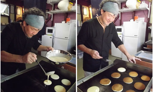 <p>他にもおはぎや大福など、どれも日本人の心をくすぐる品々ばかり。 どれもBENさんが一つずつ丹念に作っています。</p>