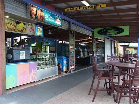 Kuranda Village café bar & grill