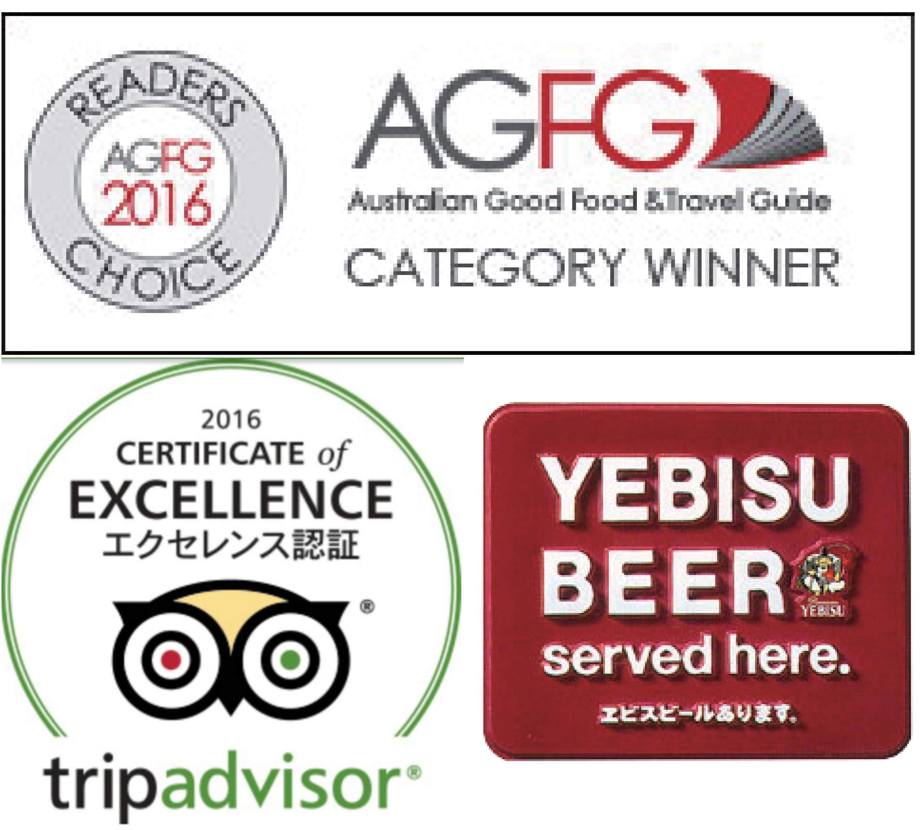 <p>ケアンズで随一の品揃えを誇る日本食レストランとして、日本人だけでなく地元オージーや世界中の旅行者たちからも支持されています。</p>