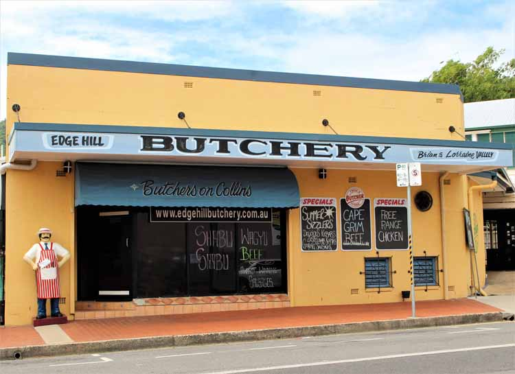 <p>平日は、午後6時まで営業しているエッジヒル・ブッチャリー。仕事の後でも、新鮮なお肉を買いにいける心強い味方です!</p>
