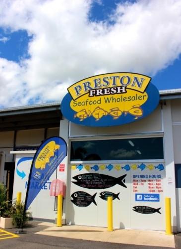 Preston Fresh