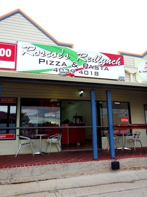 Roscoes Pizza Redlynch