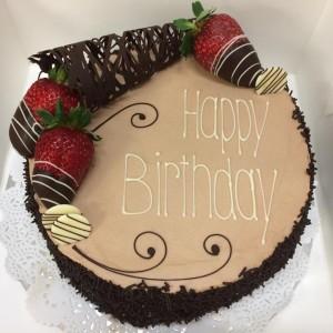 <p>お誕生日やウエディングなどのスペシャルケーキもオーダー可 特別な日のケーキにどうぞ。</p>