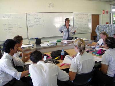TAS (Trinity Anglican School)