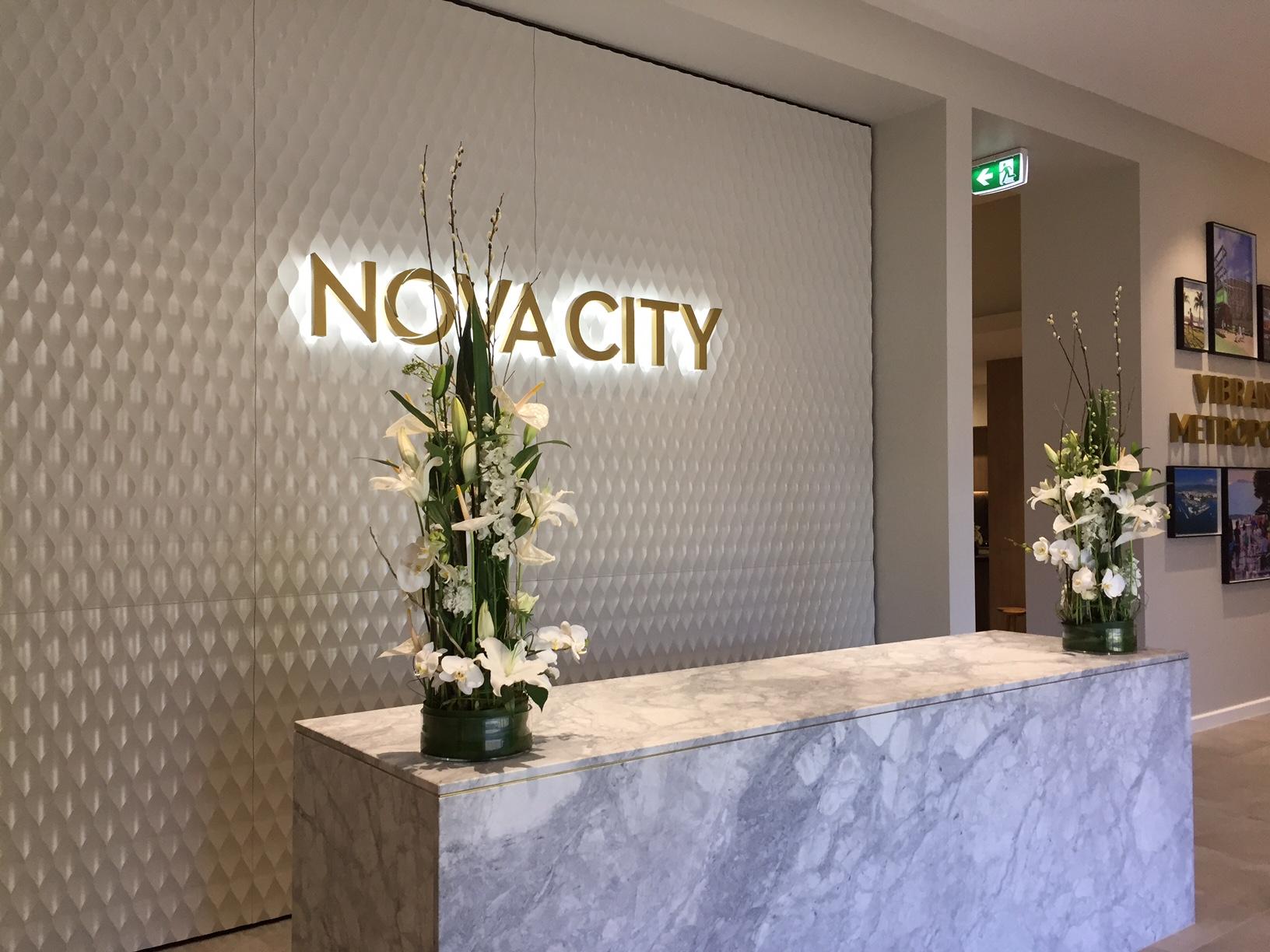Nova City ディスプレールーム