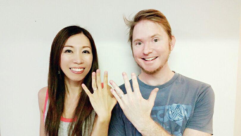 <p>結婚・婚約指輪の制作は依頼主の要望を親切丁寧に聞き、想像以上のものを造り上げてくれます!</p>