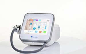 <p>使用する機械は最新のもの。</p> <p>痛みが少なく、毛の色や太さ、肌の色に関わりなく施術可能。</p> <p>産毛にだって有効な優れもの。</p>