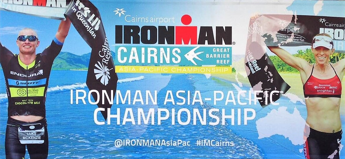 IRONMAN Asia-Pacific Championship Cairns 2017