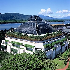 Cairns-Wildlife-Dome-building