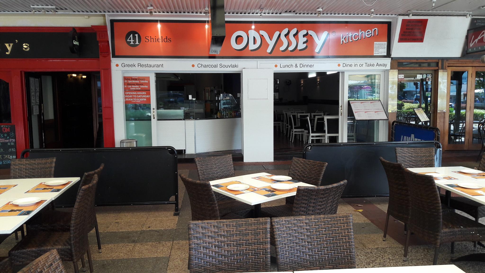 ODYSSEY Kitchen