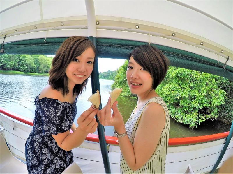読者モデル体験レポ!Kuranda Riverboat