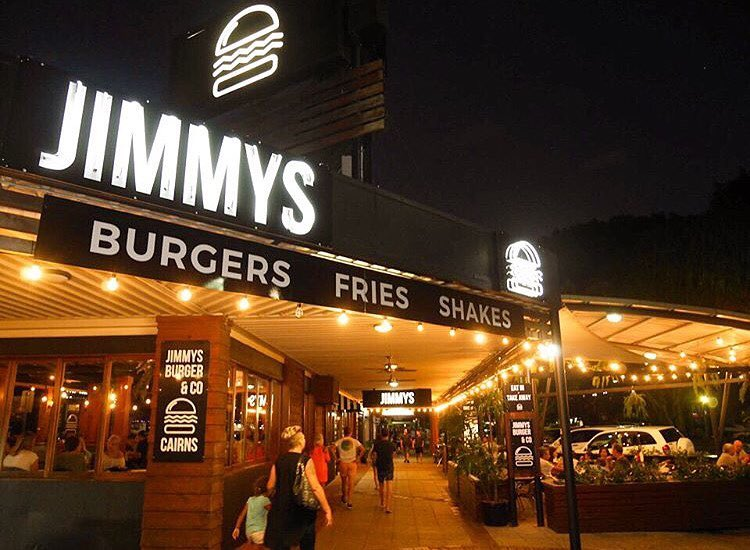 Jimmys Burger