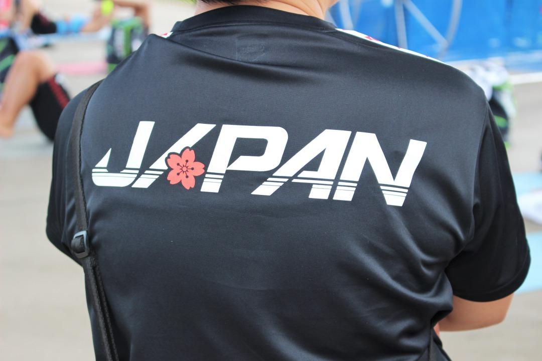 競泳日本代表トビウオJAPAN